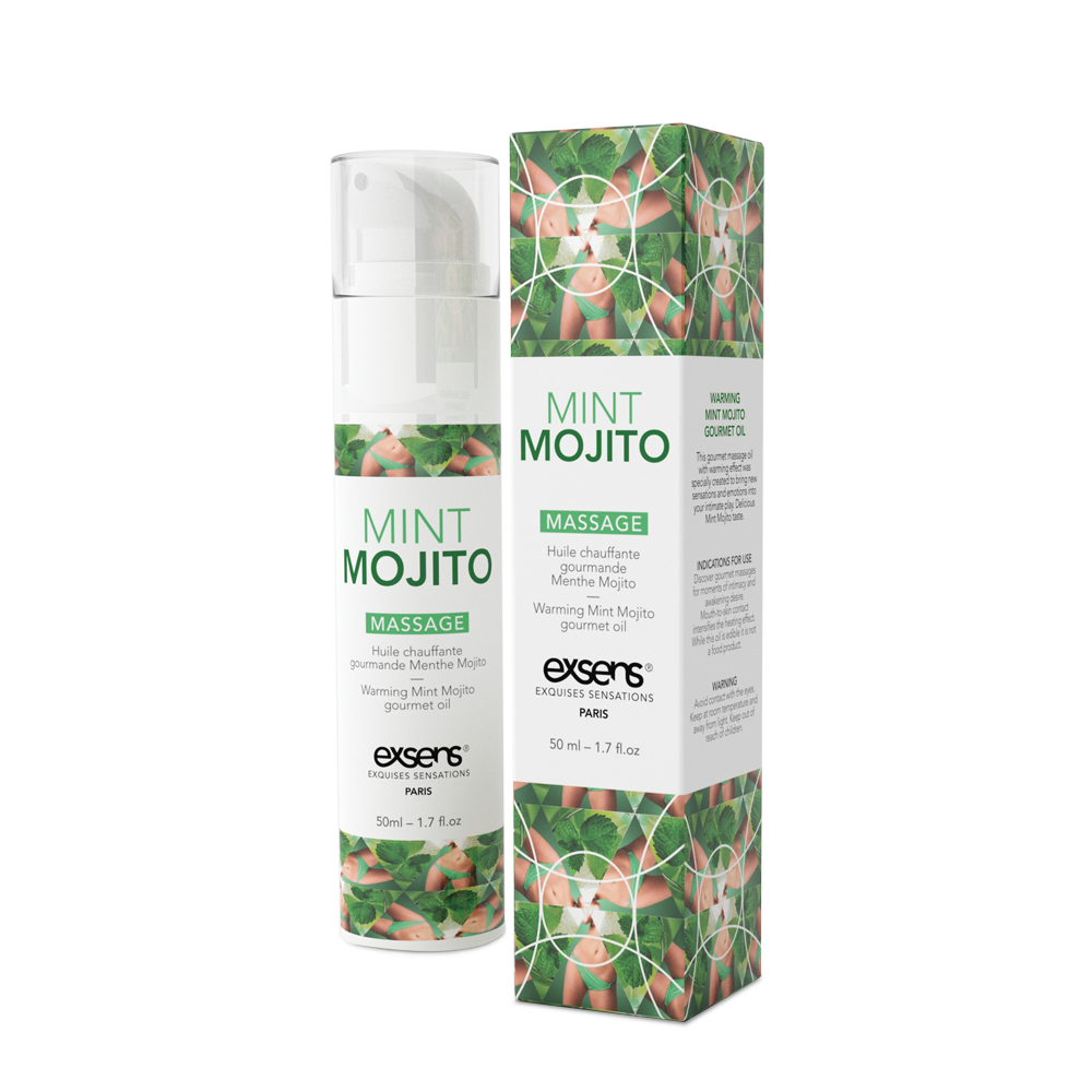 Массажное масло EXSENS Mojito 50мл