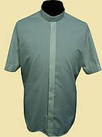 Рубашка с коротким рукавом цвета шампанского , фото 1