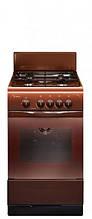 Кухонная плита Gefest 3200.08 коричневая