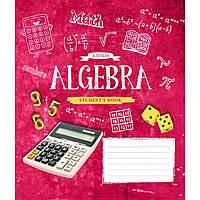 Зошит 48арк. кліт. 1В Предметка-Алгебра (Chalky) №763147(5)(100)
