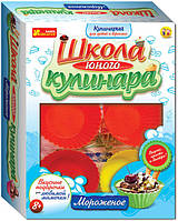 Набор для творчества Ranok Creative Школа юного кулинара Мороженое (14121003Р, 9821)