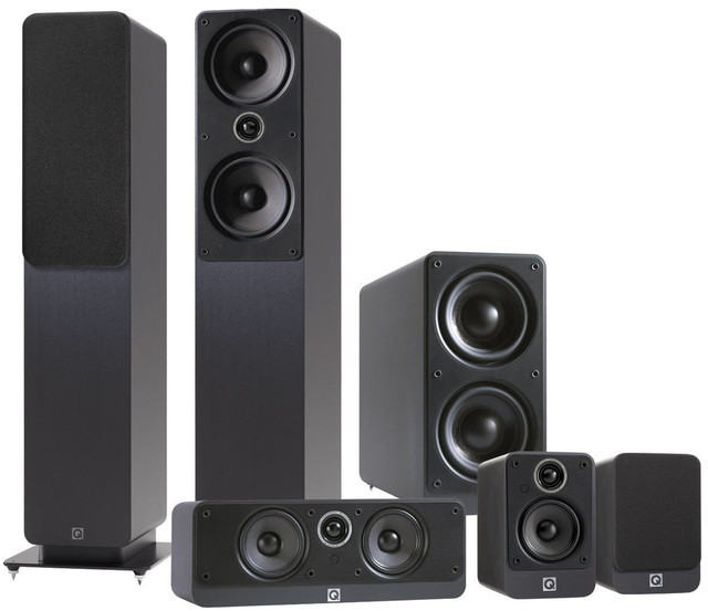 QAcoustics 2000i Graphite 5.1 Cinema