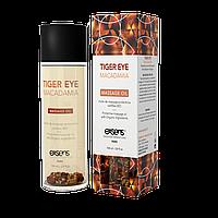 Массажное масло EXSENS Tiger Eye Macadamia (защита с тигровым глазом) 100мл