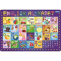 """Подкладка для стола детская """"1 Bересня"""" Алфавит (английский) (10) №491465"""