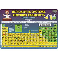 """Подкладка для стола детская """"1 Bересня"""" Таблица Менделеева (10) №491473"""