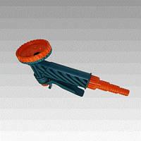 Пистолет-распылитель регулируемый 5 позиций