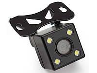 Водостійка камера заднього виду для авто з підсвічуванням