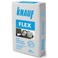 Клей для плитки для деформируемых оснований Флекслебер Knauf 25 кг (пал.48шт)