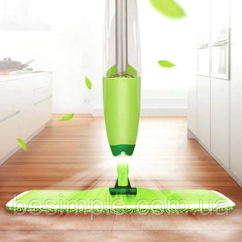 Швабра с распылителем Spray Mop 3 в 1