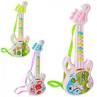 Гітара на бат-ці,в кульку,30х11х2,5см №318-75-76-78(140)