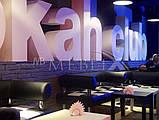 Диваны для кафе, баров, ресторанов и клубов Тетра.  Мягкая мебель для ресторанов и кафе, фото 6