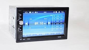 """Автомагнитола 2din Sony 7042 7"""" Экран + AV-in + пульт на руль"""