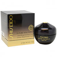 Крем для комплексного обновления кожи лица Shiseido Future Solution LX