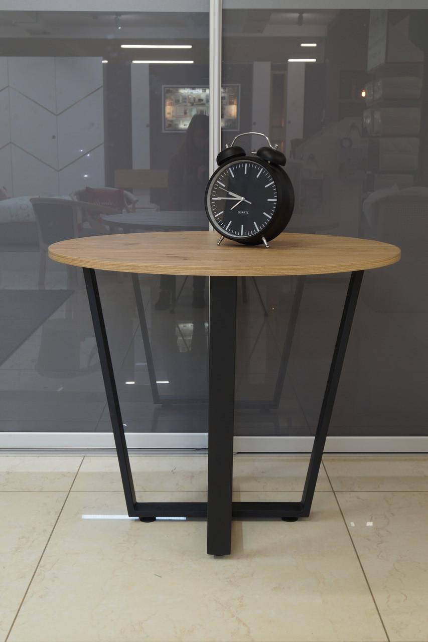 Стол обеденный М1058К Хемлок диаметр 910