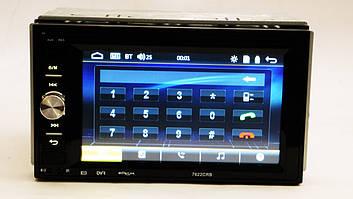 """Автомагнитола 2din Pioneer 7622 7"""" Экран + AV-in + пульт на руль 2din"""