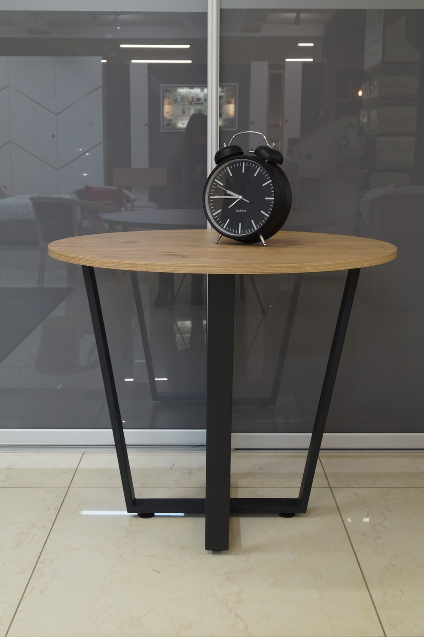 Стол обеденный М1058К Хемлокдиаметр 1100