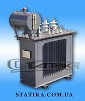 Трансформаторы масляные силовые ТМ 25-1250 кВА