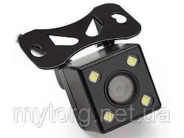 Водостойкая камера заднего вида для авто с подсветкой