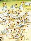Отважные цыплята. Том 3. День, когда должен родиться мой братик. Книга Кристиан Жолибуа, фото 2