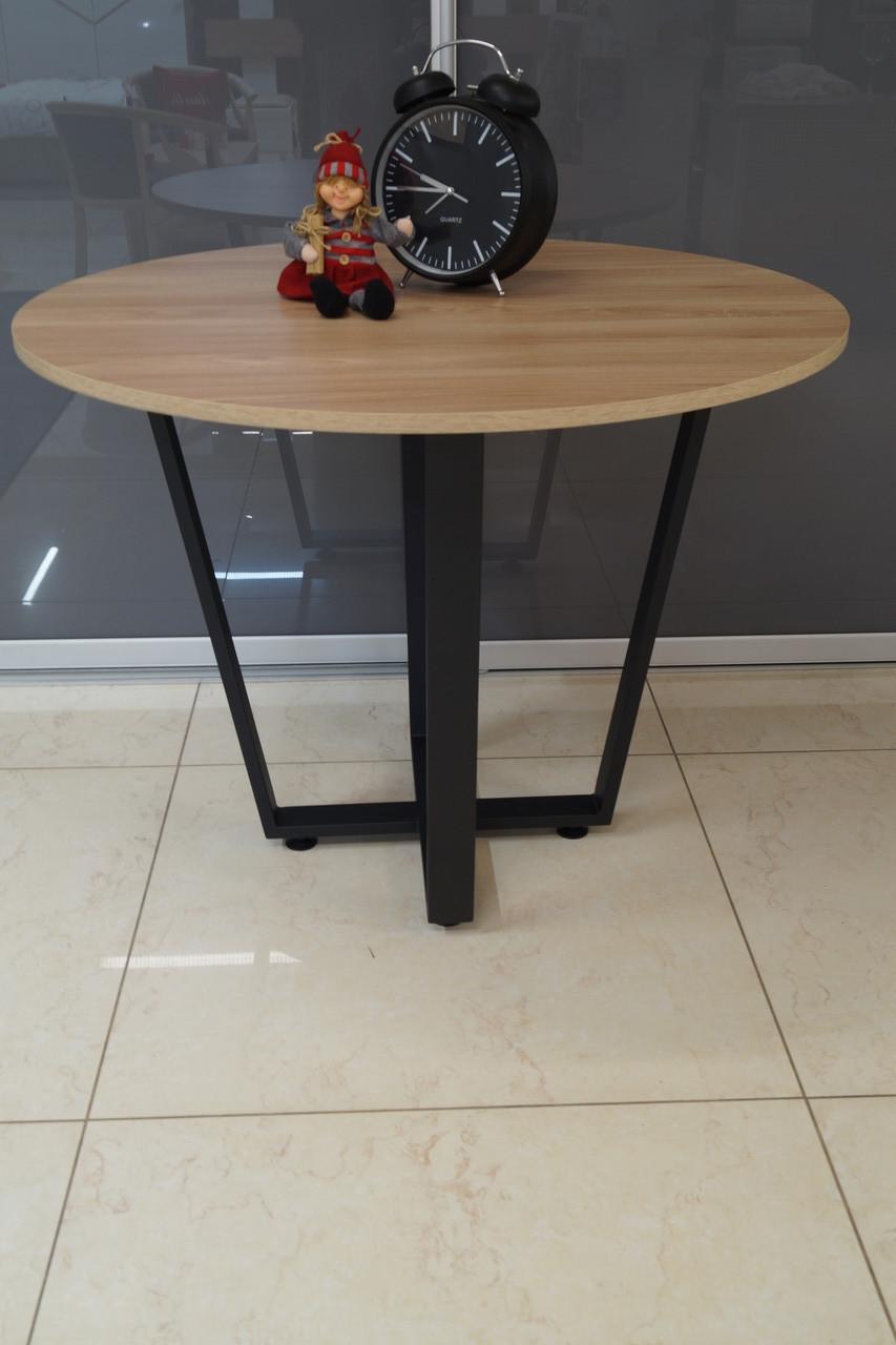 Стол обеденный М1058К Вяздиаметр 1000