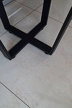 Стол обеденный М1058К Вяздиаметр 1000, фото 3