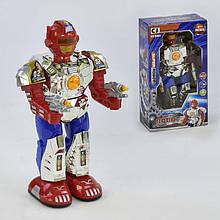 Робот интерактивный Super Robot 8001 (2-8001-71315)