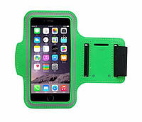 Чехол для телефона StreetGO на руку Green (SGCP0000G2)