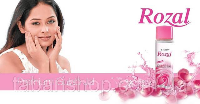 Розовая вода Rozal, 120 мл - Магазин аюрведы Тabarishop в Киеве