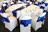 Эксклюзивные чехлы на стулья, стрейч чехлы на стулья для модных событий от ТМ Артфлорис