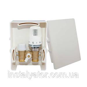 SD Унибокс для теплого пола RTL SD365