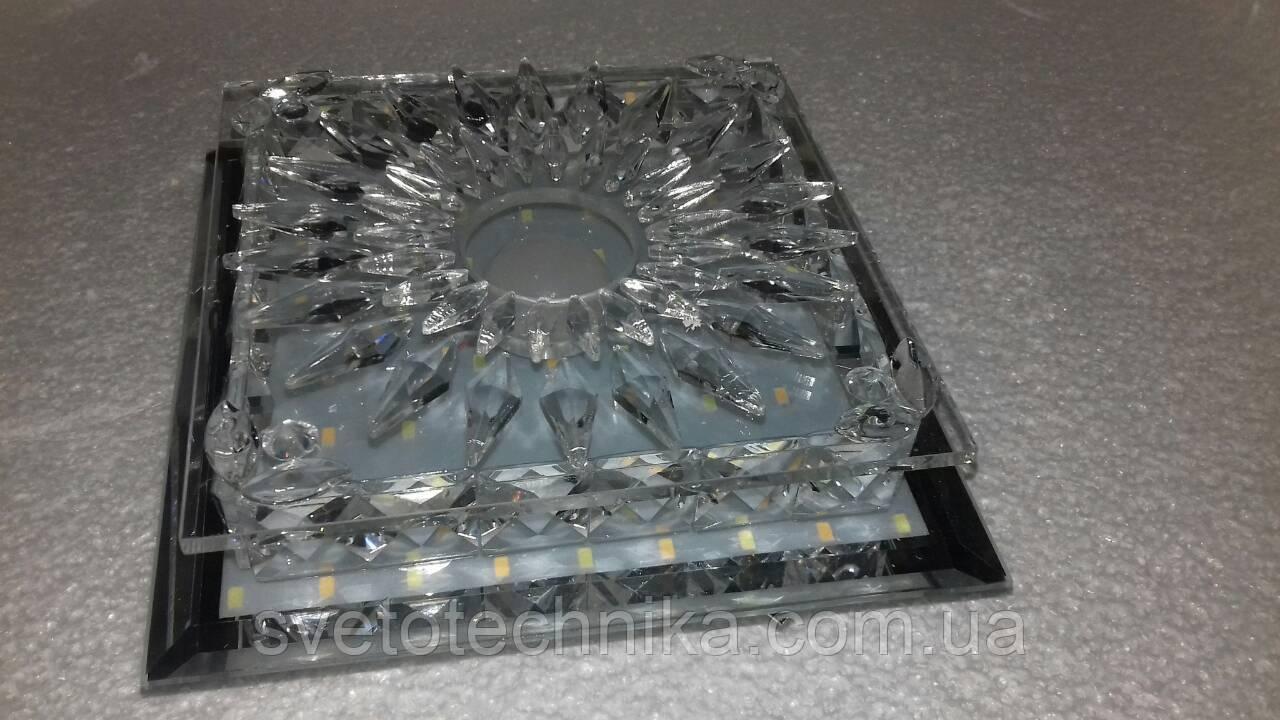Настенно потолочный Led светильник 1802428w