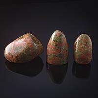 Камень натур.Гелиотроп Сувенир, цена за 100 грамм