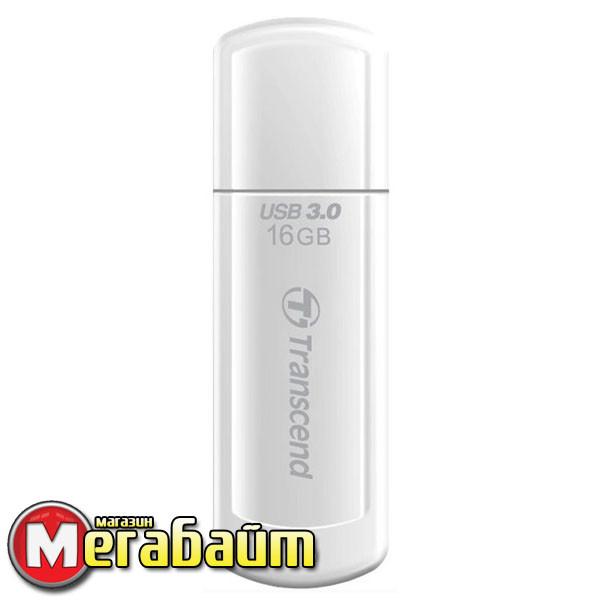 USB Transcend JetFlash 730 16 GB USB 3.0 White (TS16GJF730)