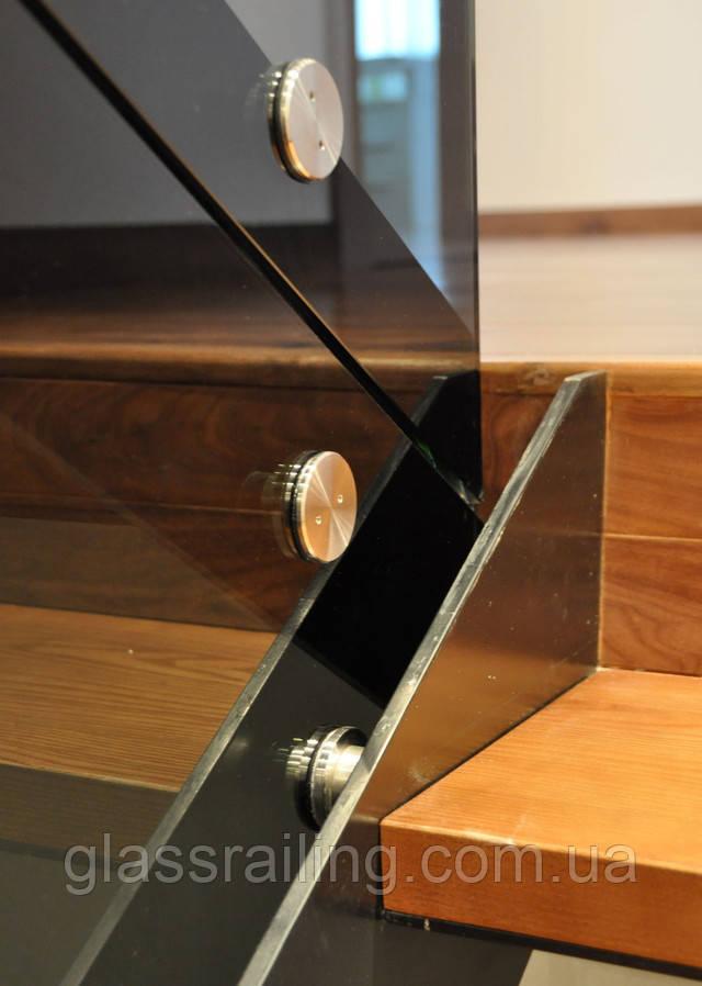 Точечное крепление диаметром 50 мм