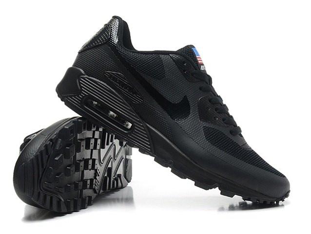 fc55aaf6 Кроссовки Nike Air Max 90 EM синие с оранжевым: продажа, цена в ...