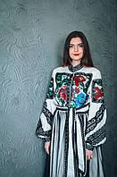 "Платье в бохо стиле "" Embroidered dress """