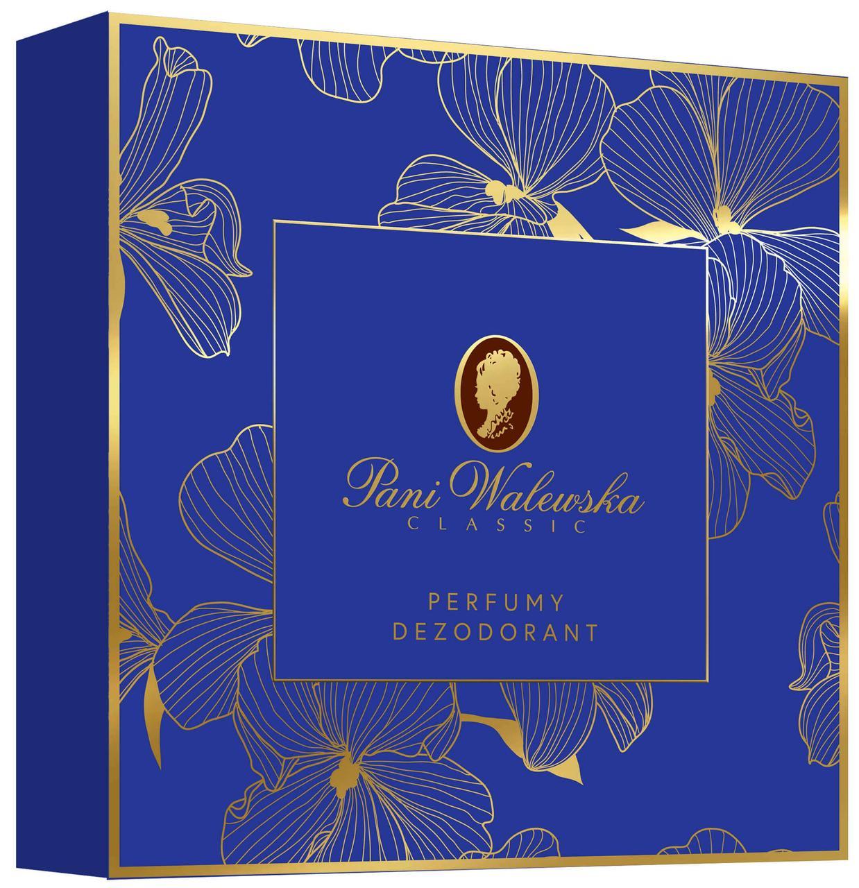 Набір парфумерний жіночий Pani Walewska  Classic (парфуми+дезодорант)