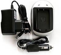 Зарядное устройство Powerplant Fuji NP-40, D-Li8, SB-L0737, S004 DV00DV2014
