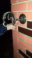 Кронштейн Дракон 25+19 антик кованые карнизы, фото 1