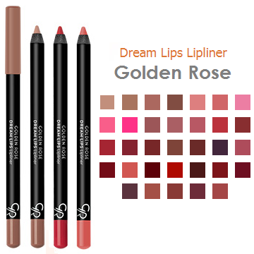 Карандаш для губ Golden Rose Dream Lips