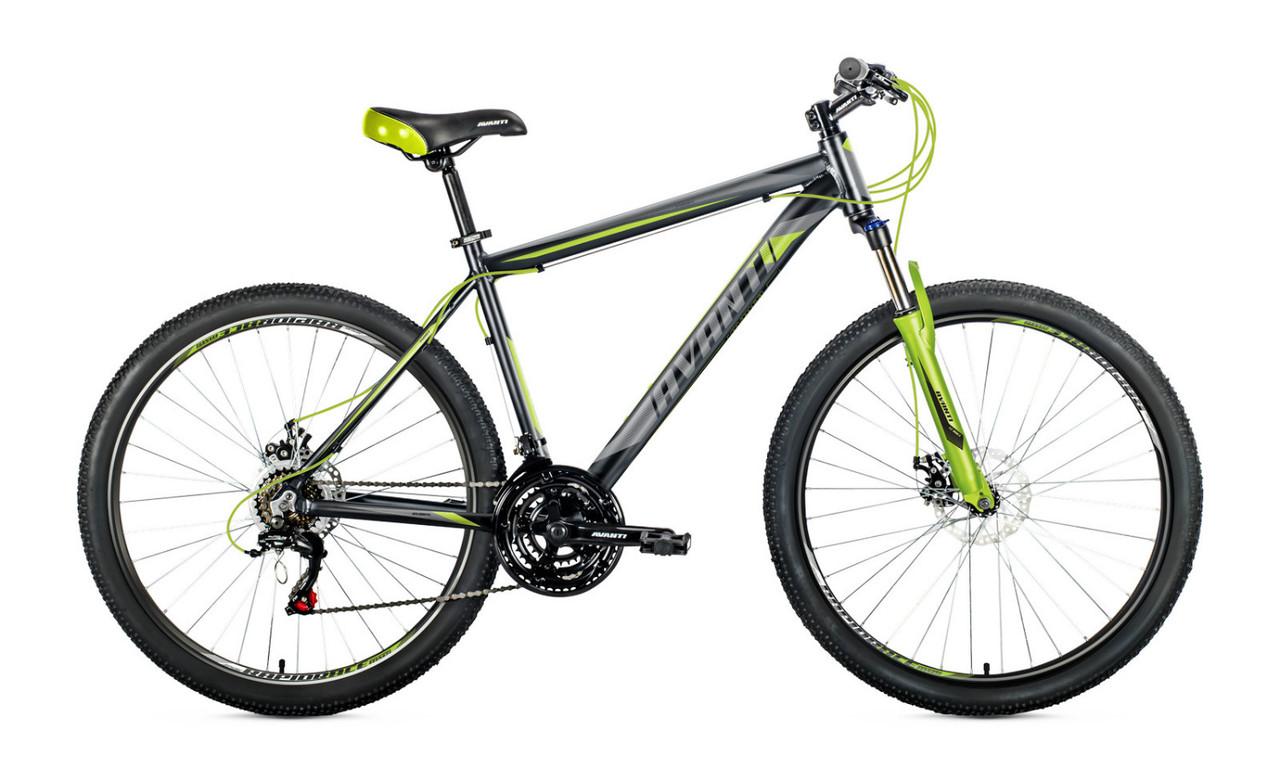 Велосипед 27,5 Avanti Smart Lockout 21