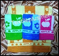 Полотенца кухонные Apple (kod 2564)