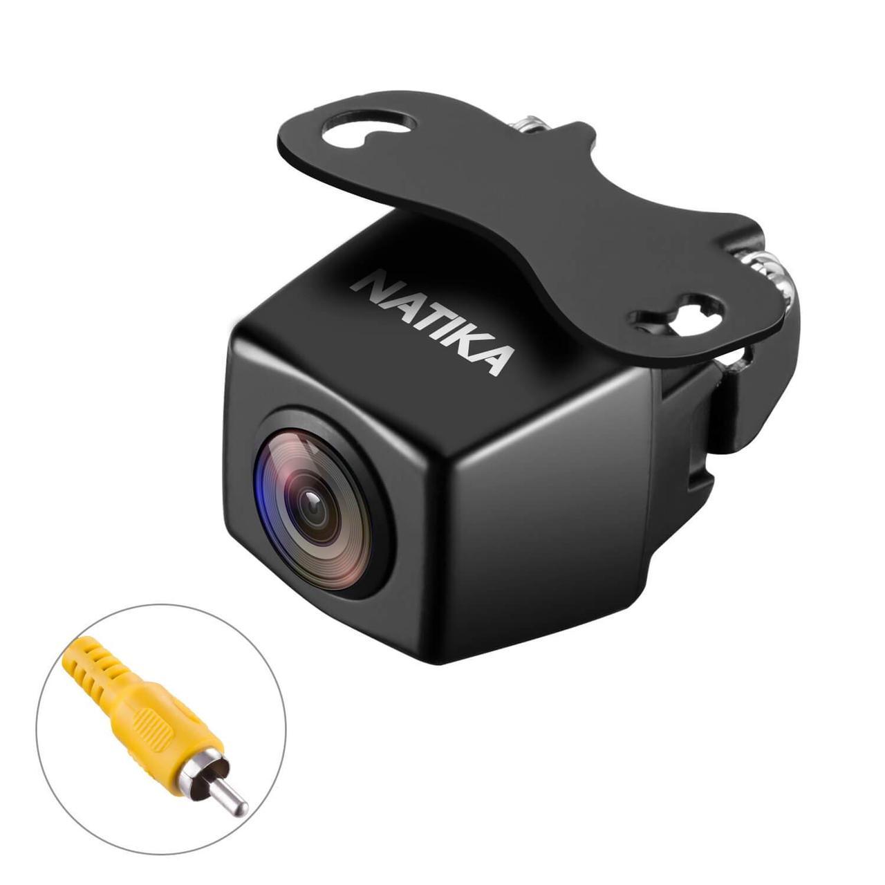 Камера заднего вида NATIKA 720P для резервного копирования / переднего / бокового обзора, IP69K