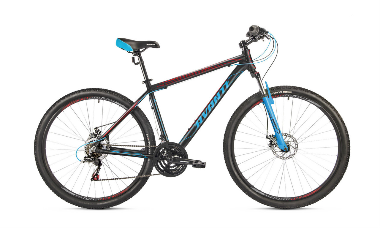 Велосипед 27,5 Avanti Sprinter Lockout 21