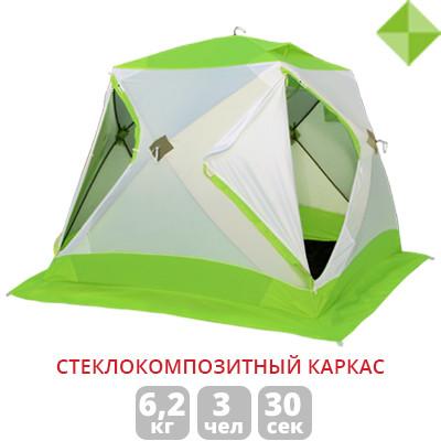 Палатка зимняя Лотос Куб Классик С9