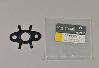 Прокладка выпускной масляной трубки турбины на Renault Trafic 2006-> 2.0dCi — Renault -  7701068101