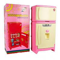"""Игрушечный """"Холодильник двухкамерный"""" Орион в подарочной коробке, фото 1"""