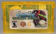 """Картридж на GBA """"Charlie & Chocolate Factory"""""""