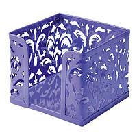 Бокс для бумаги металлический BAROCCO BM.6216-07 фиолетовый