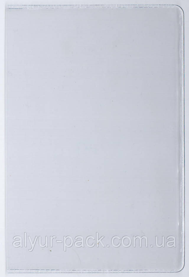 Прозрачная обложка для страниц паспорта